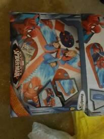 Spider Man Ready bed