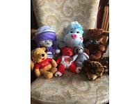 Toys (teddy bundle)