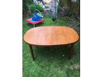 G Plan Table & Chairs