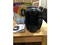 Used Bosch tas40000gb coffee machine