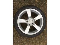 "Mazda RX-8 Newly Refurbished 18"" Alloy Wheels"