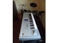 Korg Triton Classic 61 Key Music Workstation / Sampler / Keyboard