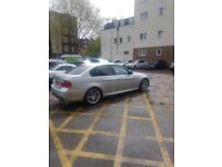 BMW 3 series in good condition. Recently serviced and tyres recently changed.