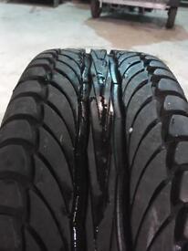 New tyre 195/50/15