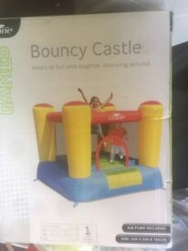 Only used once....Kids Bouncy castle