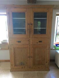 Pine dresser old up cycle kitchen storage