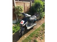 Piaggio zip 125cc one owner 9k miles
