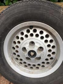 Pepperpot alloys