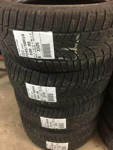 245/50/18 Dunlop Winter Sport *Winter Tires*