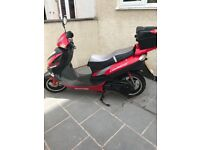 125 cc moped 2015