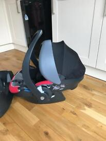 BeSafe IziGo infant car seat