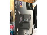 Sony Dab I phone 4 docking station new