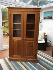Pine Bookshelf/Dresser.