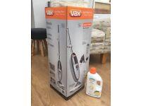 Vax Hard Floor Pro+ Steam Mop with detergent