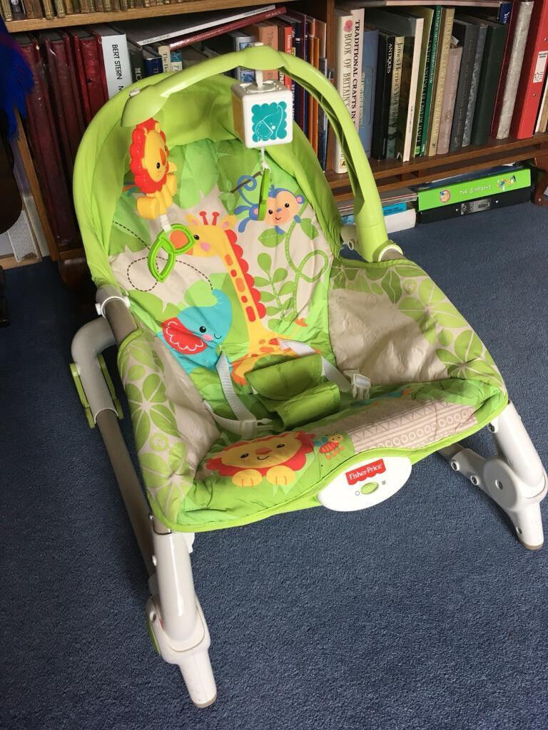 Magnificent Fisher Price Vibrating Rocking Baby Chair Seat In Christchurch Dorset Gumtree Short Links Chair Design For Home Short Linksinfo