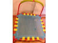 Children indoor/outdoor trampoline