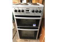 Fantastic silver Beko oven cooker
