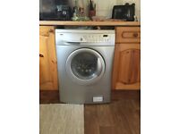 Zanussi Jetsystem washer dryer ZWD 1472S