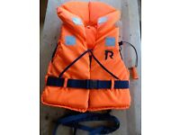 Regatta Life Jacket - 30 -50kg (Small)