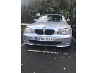 Bmw series one 2006 automatic petrol 73850 miles