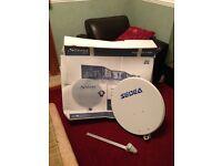 Satellite dish for sale