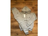 Ralph Lauren Tracksuits * Small & XL - NAVY / GREY *