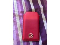 Michael Kors IPhone cases X 2