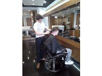 Rent a chair in luxurious hair and beauty spa