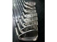 Taylor made 360 golf clubs