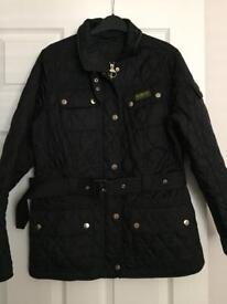 Ladies black jacket Barbour