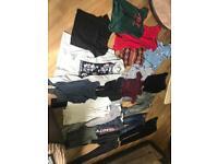 Big bundle of girls/ladies small/8 clothes. SWIPE