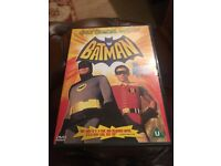Batman the Movie, Holy Special Edition starring Adam West and Burt Ward. Lots of special features.
