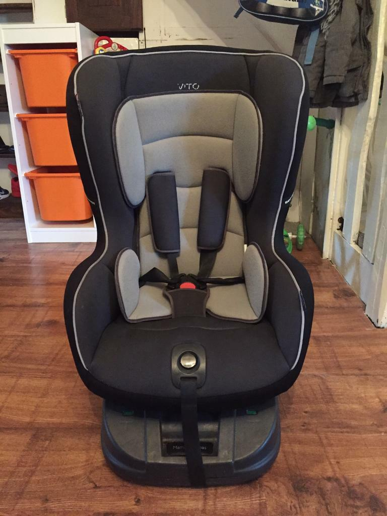 Mamas & Papas VITO car seat with ISOfix base ClA   in Barking ...