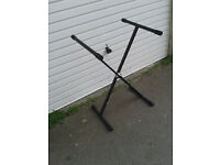 Superior keyboard stand synth electronic organ Yamaha Casio Korg Roland piano locking quick-release