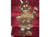Kids age 3-4 yrs gruffalo dress up suit
