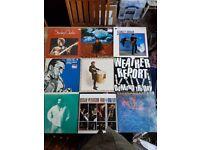 36 x Jazz / Fusion Vinyl LPs