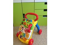 Vtech baby walker in excellent condition, barely used