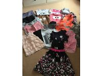 Bundle of girls clothes aged 8/9 Inc River Island/Next