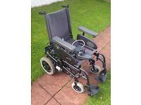 Sunrise Medical Quickie Rumba Modular Folding Electric Powered Wheelchair RRP £2200