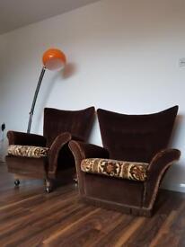 G plan chair vintage retro mid century mid cent