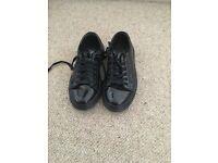 Dr Martin lace up shoes uk size 3