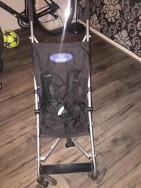 Baby travel pram