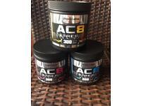 """AC8 Xtreme"" Pre Workout Supplement"