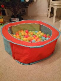 Pop Up Ball Pit