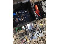 Locksmiths tools job lot