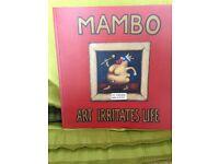 Mambo 'Art Irritates Life' Book