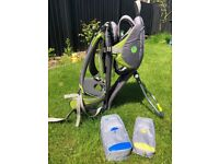 LittleLife Discoverer S2 Baby / Child Carrier / Backpack