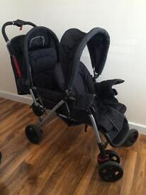 Safety First Double Buggy