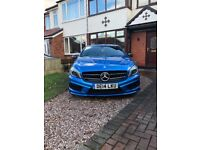 Mercedes Benz A Class AMG line with LED headlights, Night pack and much more!!!