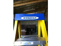Werner Ladders Like New